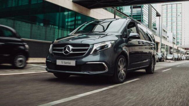 2021 Mercedes V-Serisi Türkiye'de; işte fiyat ve öne çıkan detaylar