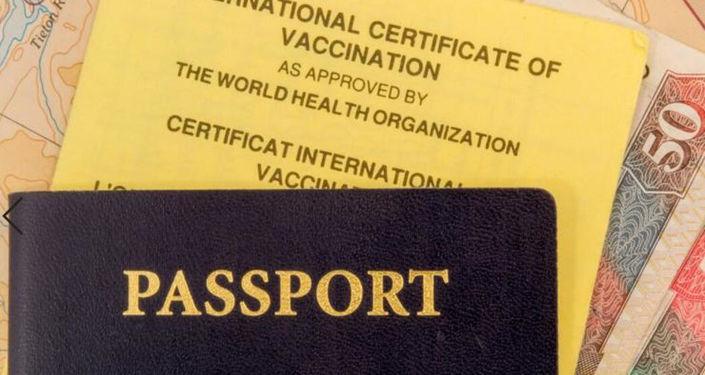 AB'nin aşı sertifikasında AB'de onaylı aşılar kabul edilecek