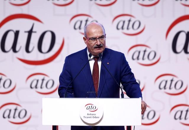 ATO Başkanı Baran, Ekonomik Reform Paketi'ni değerlendirdi