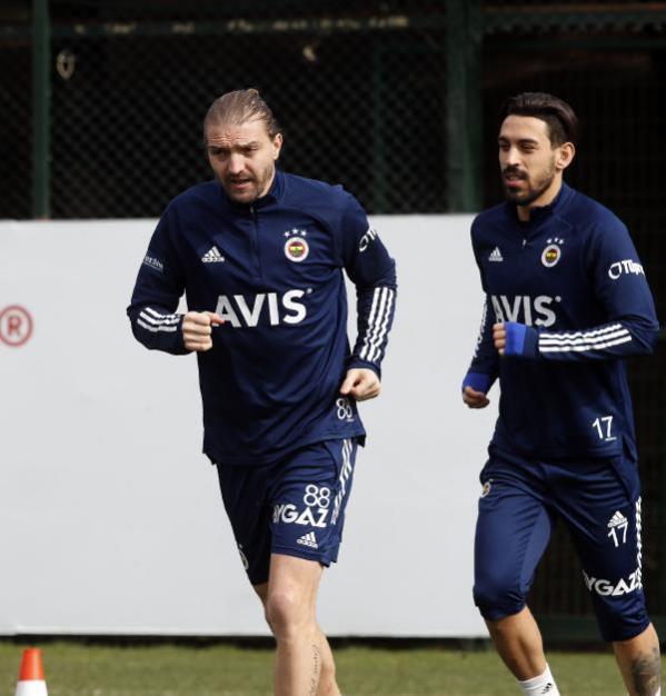 Fenerbahçe'de Gençlerbirliği hazırlıkları sürüyor