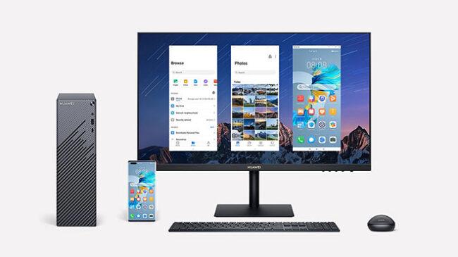 Huawei masaüstü bilgisayar modelleri Çin sınırlarını aşıyor