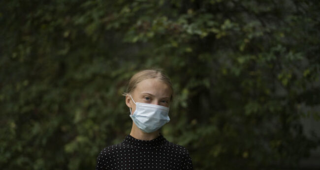 İklim aktivisti Greta Thunberg'den ABD Başkanı Biden'a: Yeterli değil