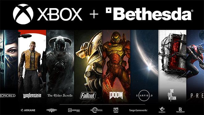 Microsoft, Bethesda'yı alınca Game Pass'e gelen büyük oyunlar