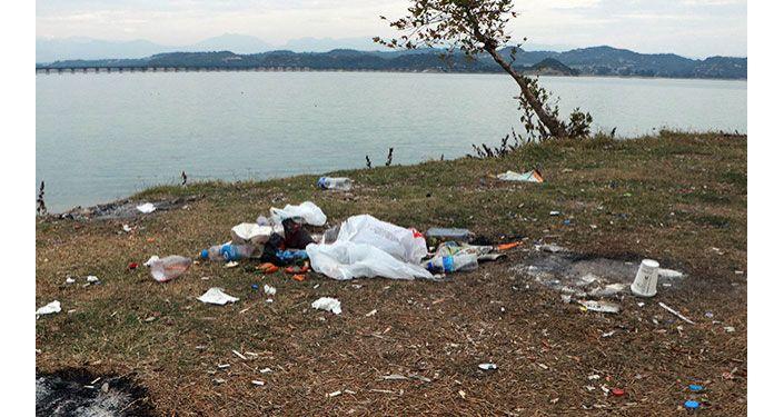 Tatlı sularda mikroplastik uyarısı: İleride içme suyuna karışabilir
