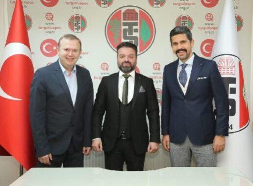 Turgutluspor Abdullah Ercan'a emanet